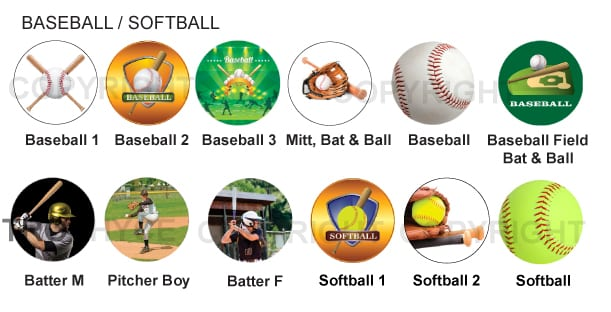 baseball - softball images