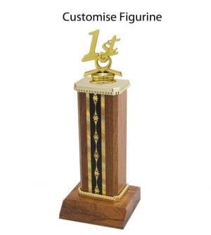Victory - Wood Trophies